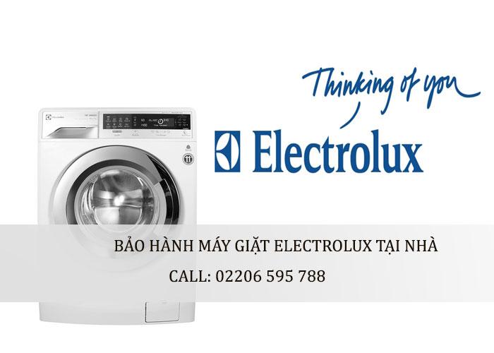 Sửa máy giặt Electrolux tại nhà – Electrolux hải dương