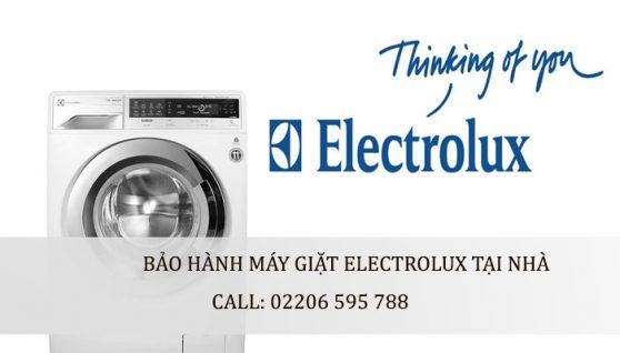 Bảo hành máy giặt Electrolux tại nhà – Electrolux Hải Dương
