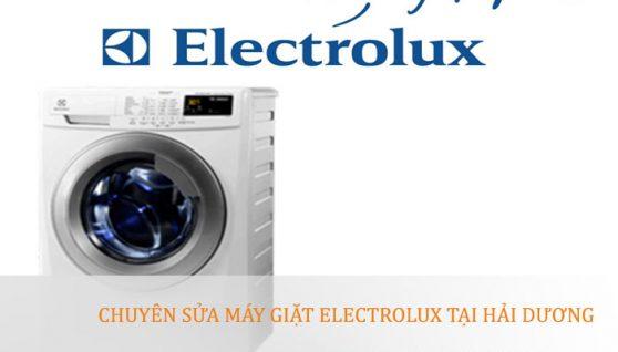 Chuyên sửa máy giặt Electrolux – Electrolux Hải Dương