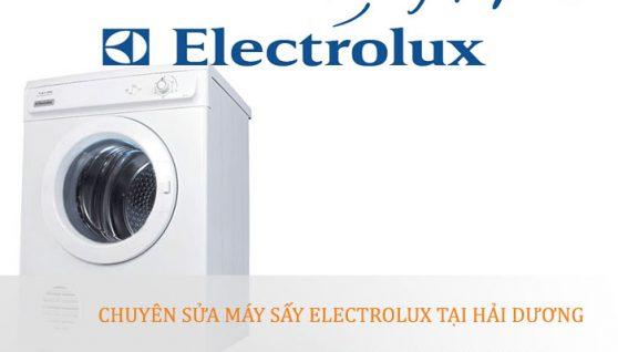Sửa máy sấy Electrolux – Electrolux Hải Dương