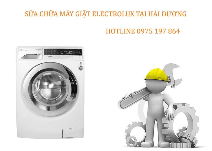 Sửa chữa máy giặt Electrolux – Electrolux Hải Dương