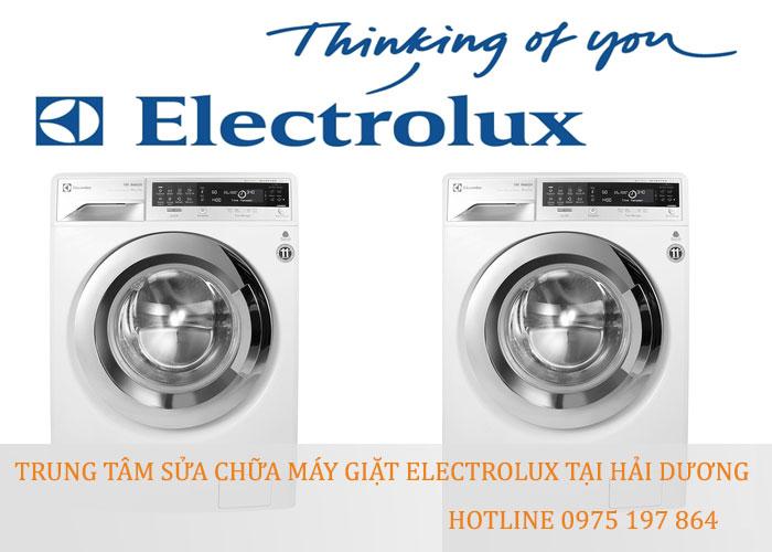Trung tâm sửa chữa máy giặt Electrolux Hải Dương – Electrolux Hải Dương
